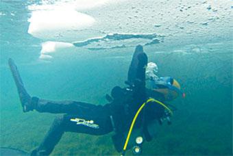 Lake Shikotsu Diving